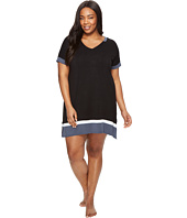 DKNY - Plus Size Short Sleeve Sleepshirt