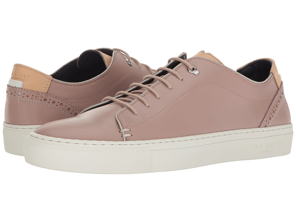 Ted Baker Kiing (Light Pink Leather) Men