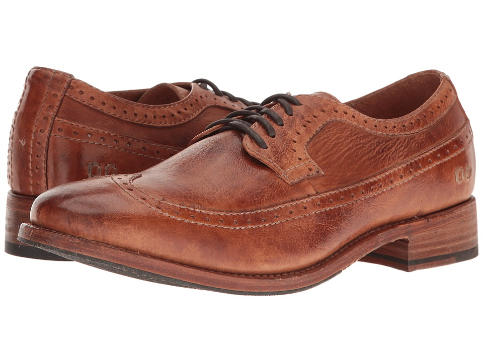 Bed Stu Shale (Cognac Dip-Dye Leather) Men