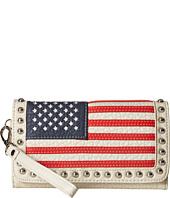M&F Western - Americana Clutch