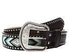 M&F Western Ribbon Overlay Belt