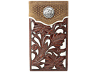 M&F Western Floral Overlay Rodeo Wallet