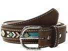 M&F Western Ribbon Overlay Lacing Belt (Little Kids/Big Kids)