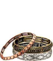 M&F Western - Tribal Three-Piece Bracelet Set