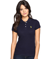 U.S. POLO ASSN. - Solid Polo w/ Small Pony