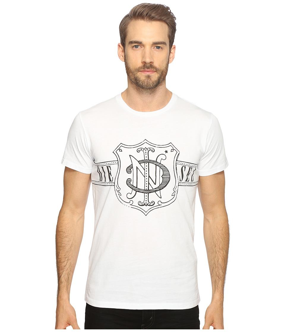 Diesel T-Diego-MW T-Shirt (White) Men