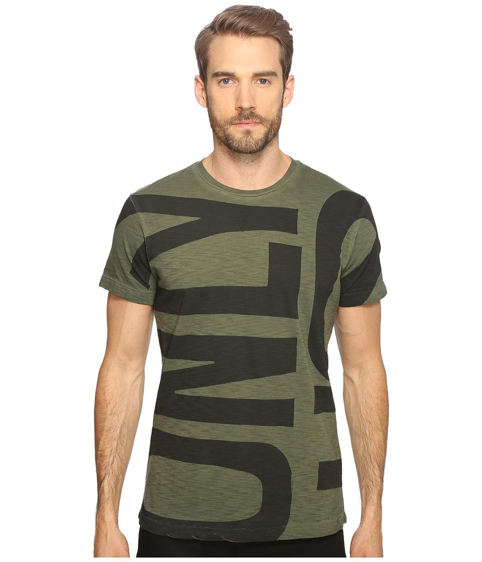 Diesel T-Diego-MH T-Shirt (Forest Night) Men