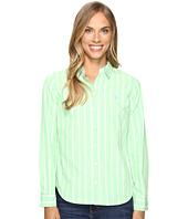 U.S. POLO ASSN. - Striped Poplin Shirt