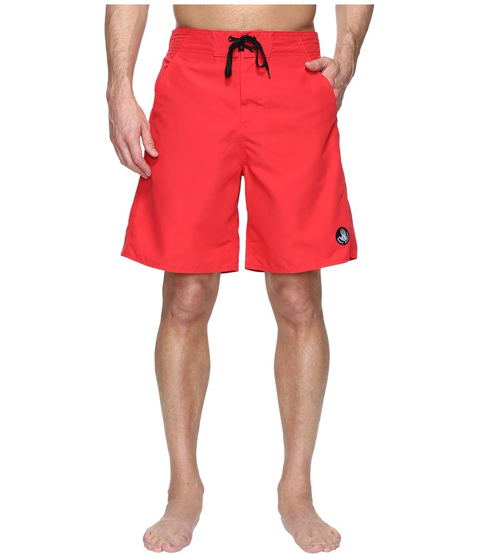 Body Glove Relaxo V-Boardshorts (Infrared) Men