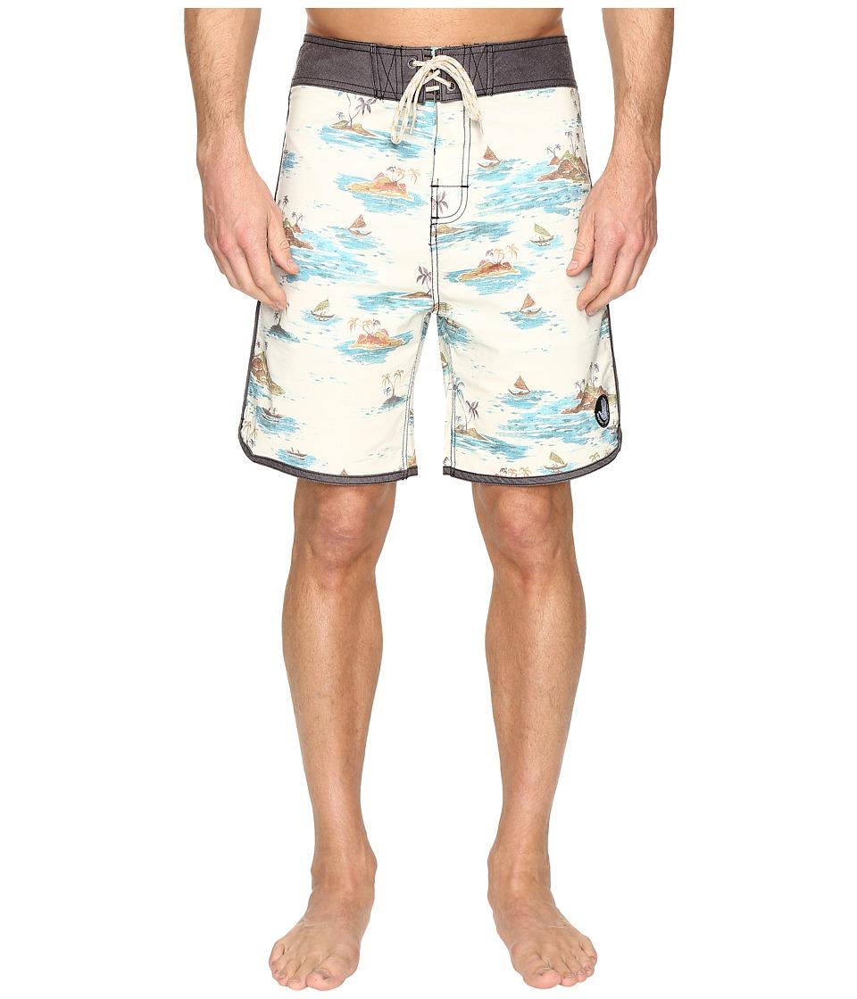 Body Glove Rapanui Boardshorts (Tan) Men