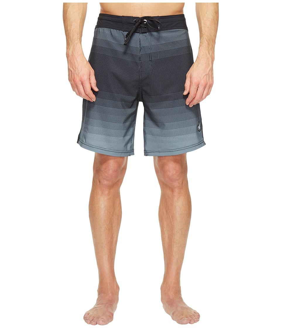 Body Glove Vapor Gravels Boardshorts (Charcoal) Men
