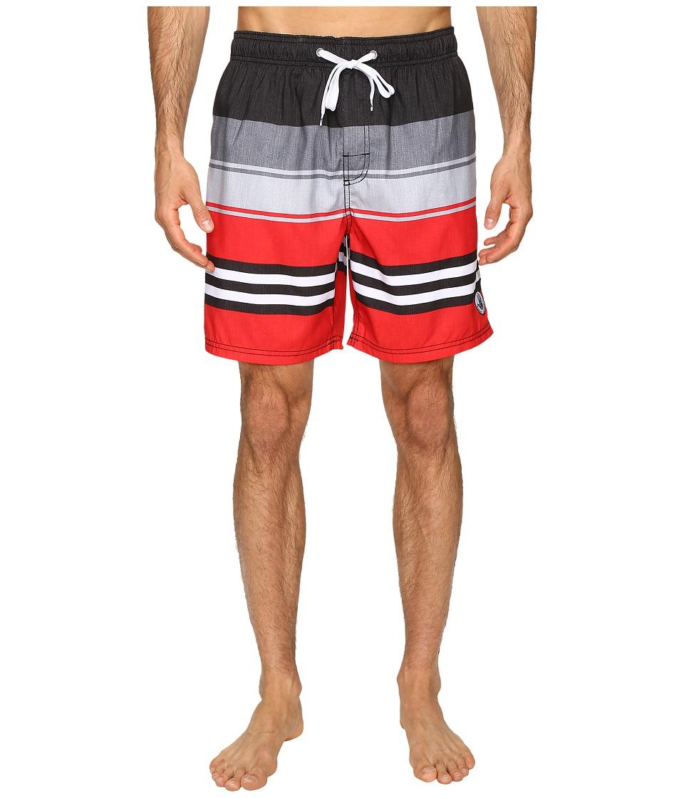 Body Glove Duster Volley Boardshorts (Infrared) Men