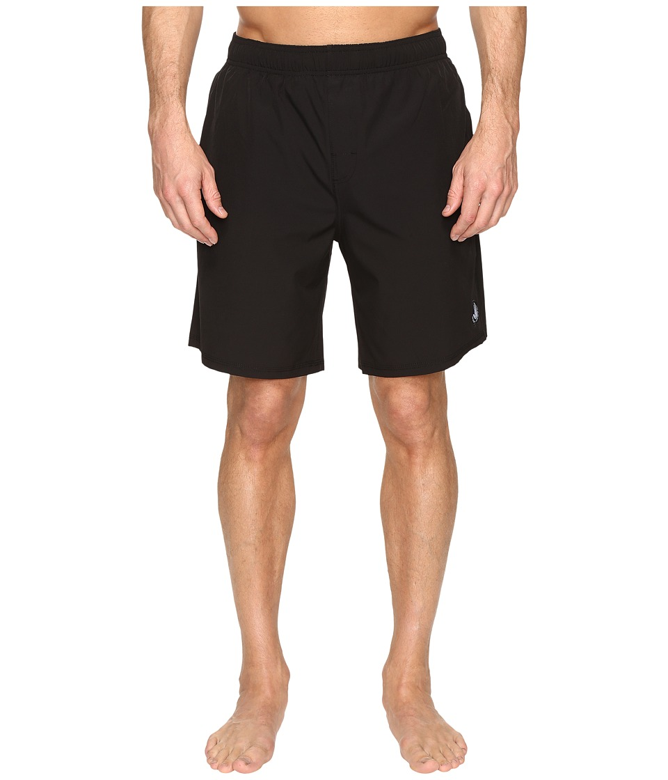 Body Glove Vapor Freestyle Volleys Boardshorts (Black) Men