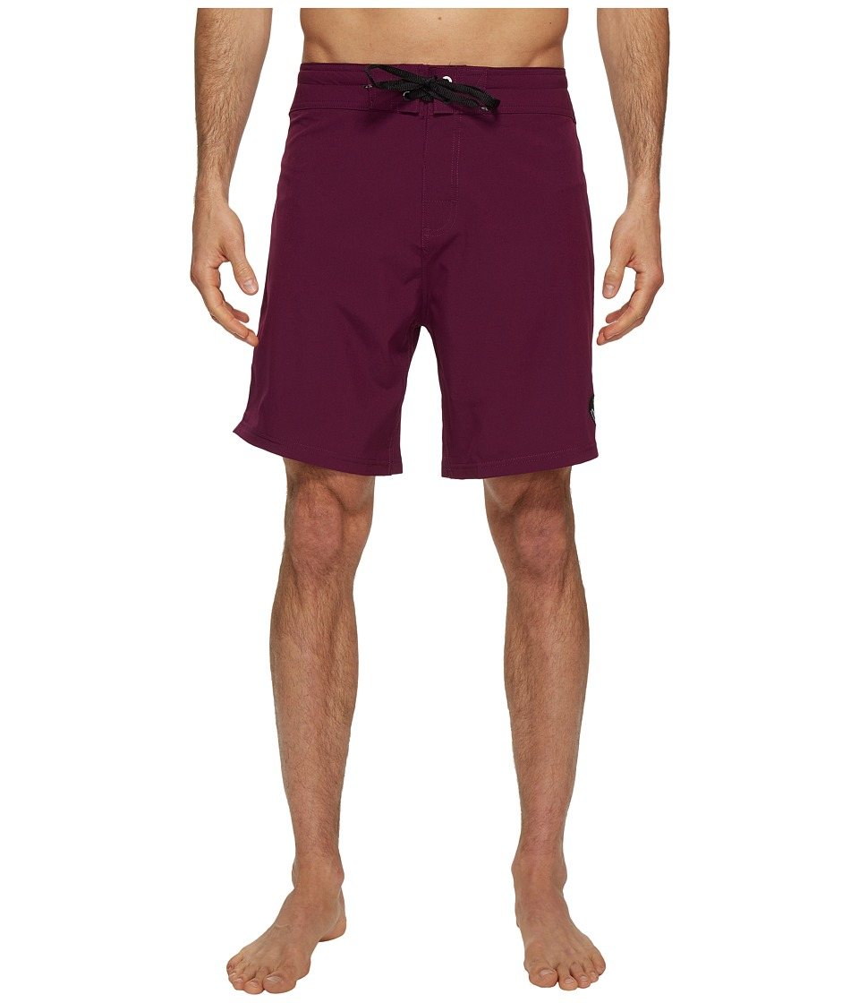 Body Glove Vapor Twin Spin Boardshorts (Dark Purple) Men