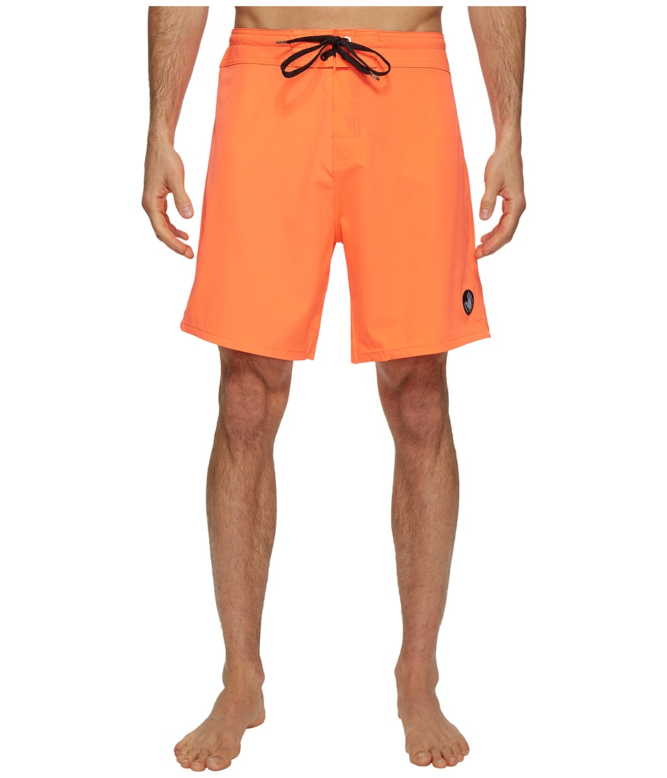 Body Glove Vapor Twin Spin Boardshorts (Orange Whip) Men