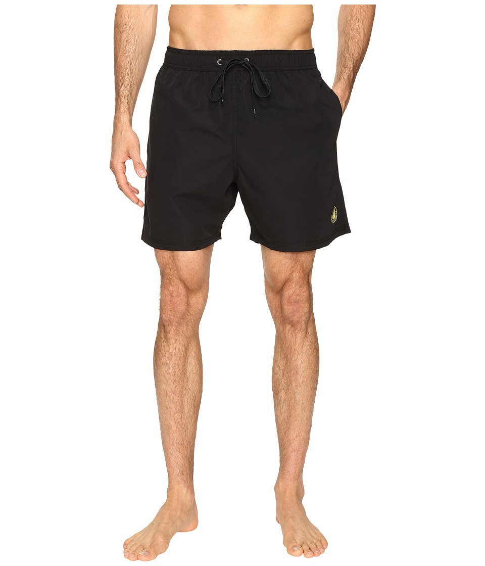 Body Glove Bust A Move Volley Boardshorts (Black) Men