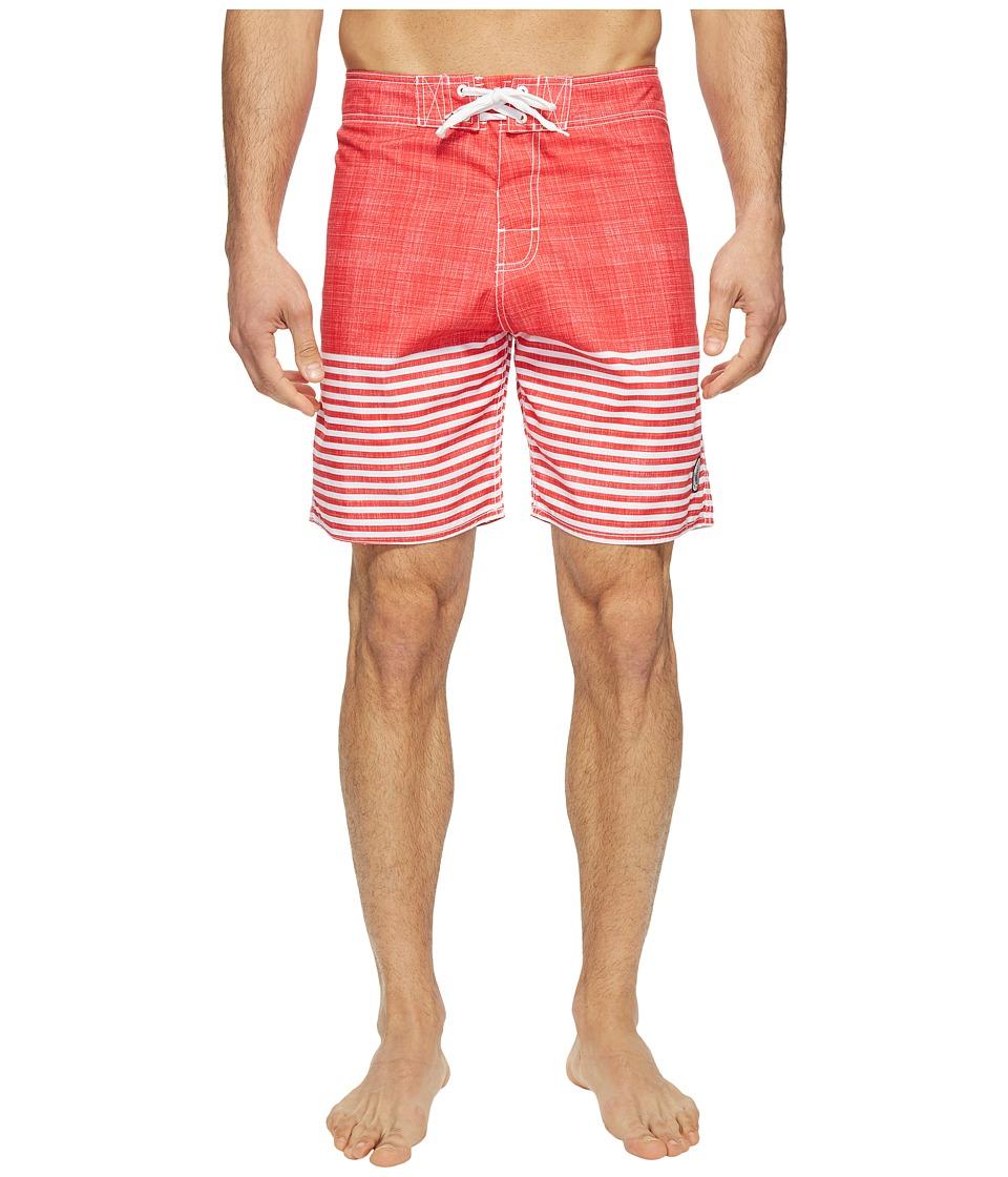 Body Glove Off Shore Boardshorts (Infrared) Men