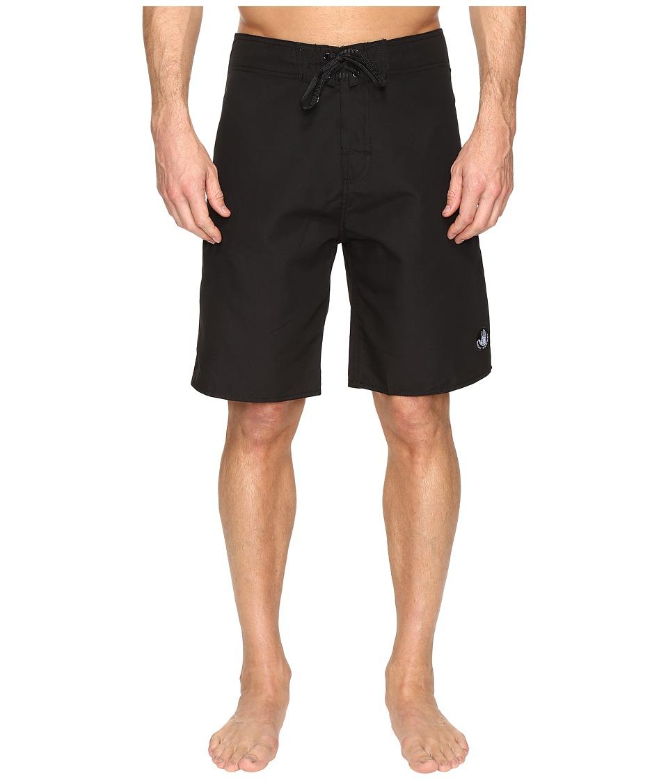 Body Glove Howzit Boardshorts (Black) Men