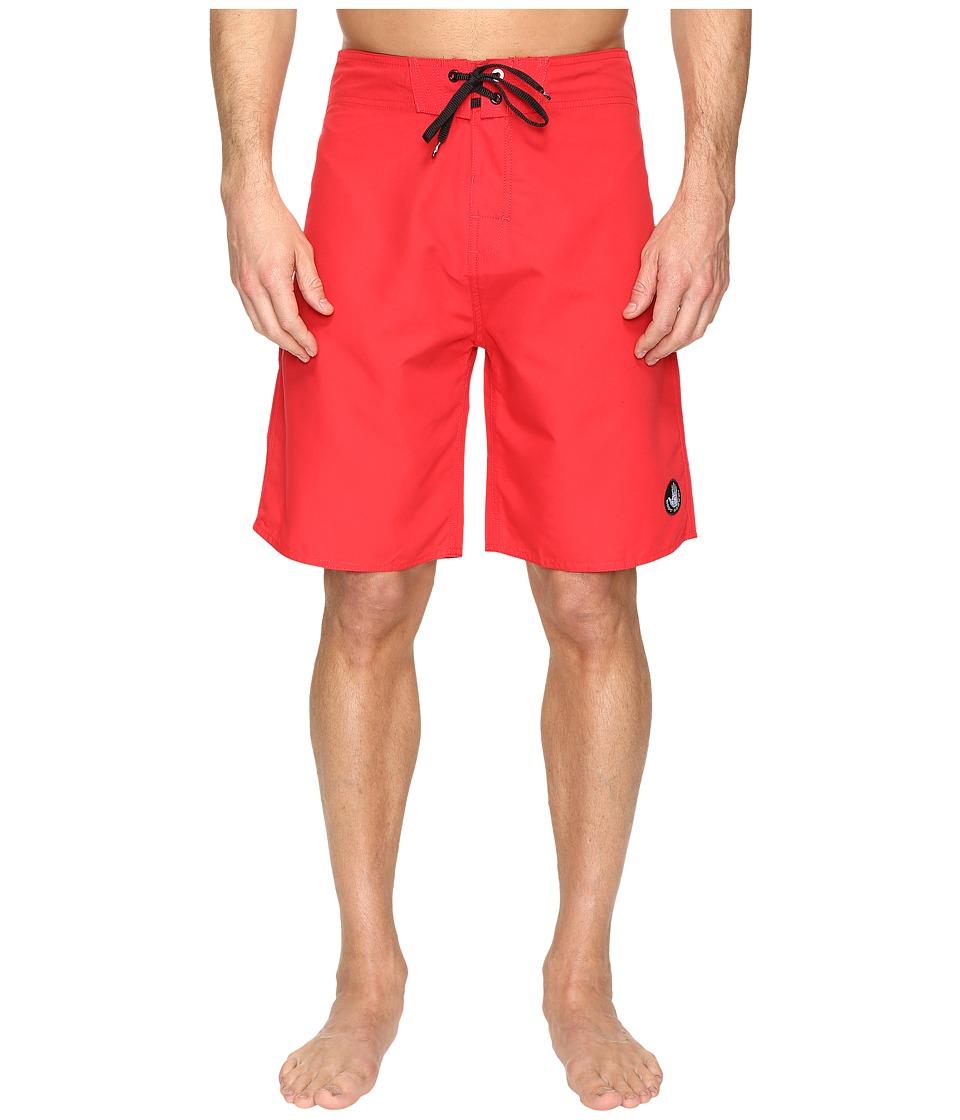 Body Glove Howzit Boardshorts (Infrared) Men