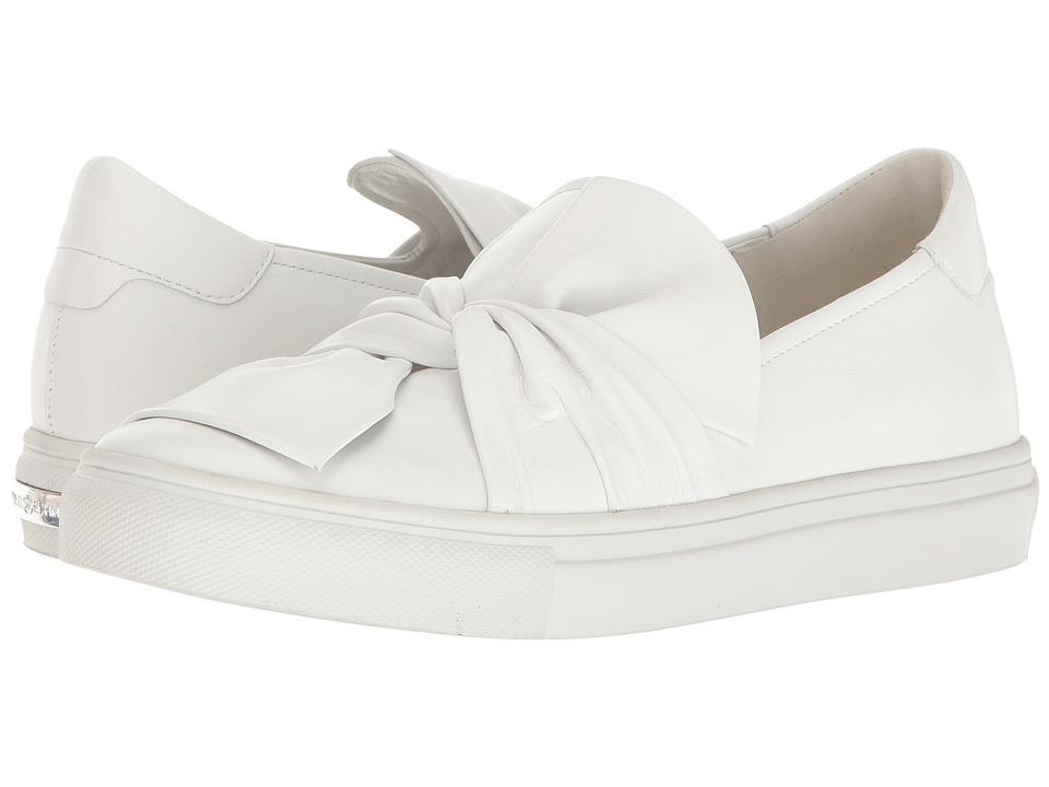 Kennel & Schmenger Bow Sneaker (White) Women