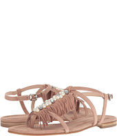 Kennel & Schmenger - Pearl Fringe Flat Sandal