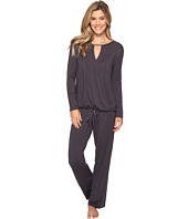 Midnight by Carole Hochman - Modal Long Sleeve PJ