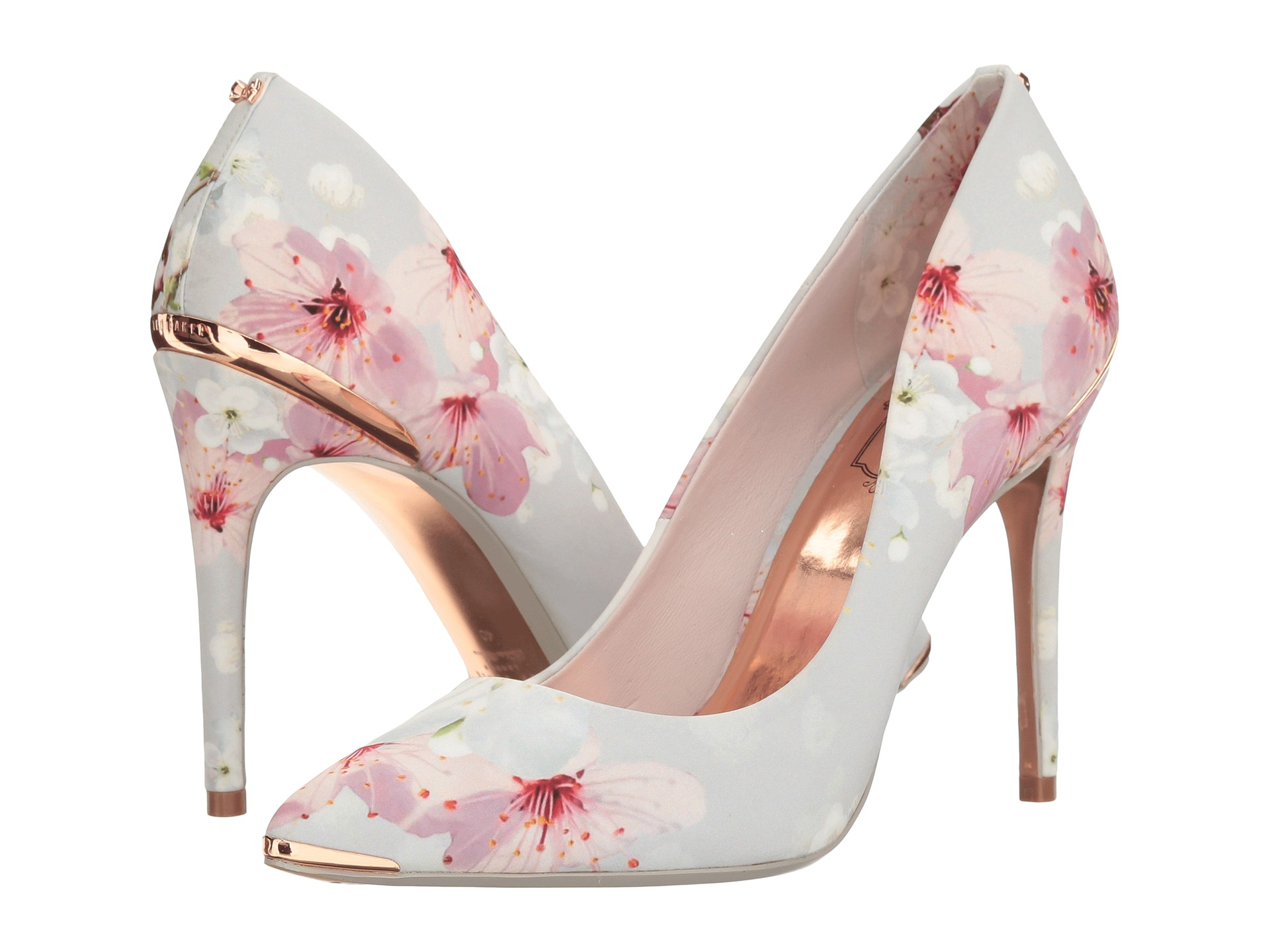 Ted Baker Floral Shoes Sale