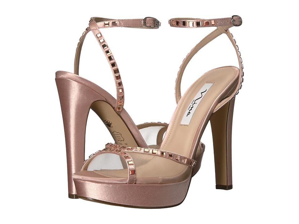 Nina Myrna (Blush/Champagne) High Heels