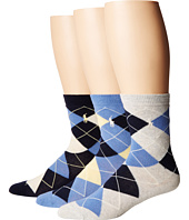 Polo Ralph Lauren - Argyle Slack 3-Pack (Toddler/Little Kid)
