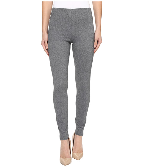 Lysse Taylor Seamed Leggings - Grey Tweed