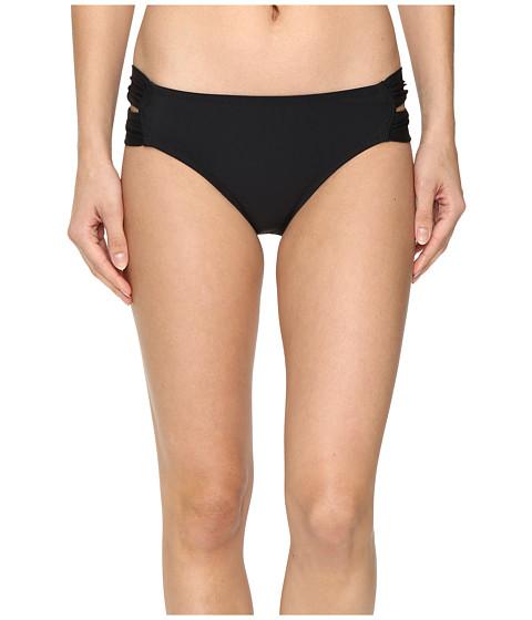 Athena - Laurel Double Side Tab Pants (Black) Women's Swimwear