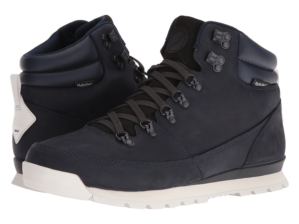 The North Face Back-To-Berkeley Redux Leather (Midnight) Men