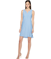 Hatley - Embroidered Notch Neck Dress