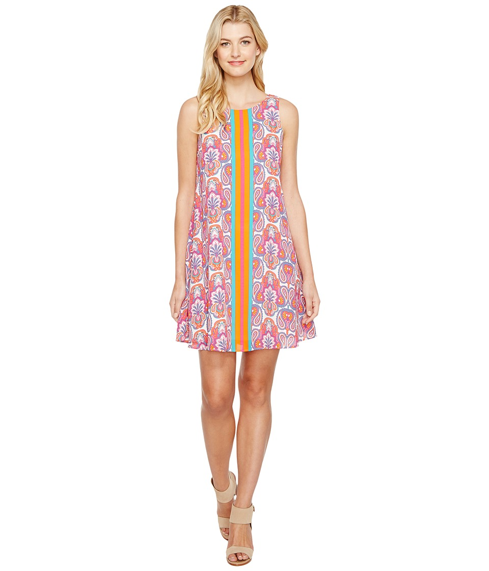 Hatley Trapeze Dress (Ornate Paisley) Women