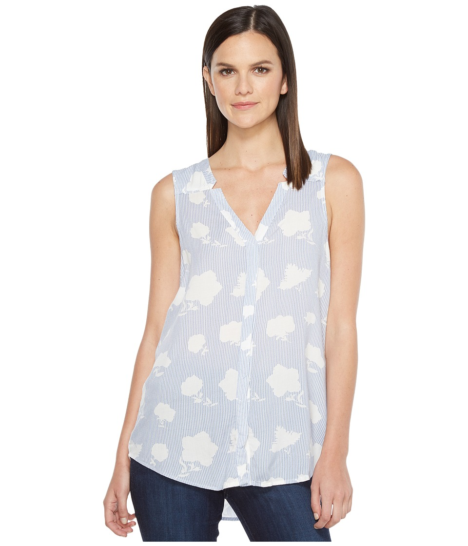 Hatley - Split-Neck Blouse