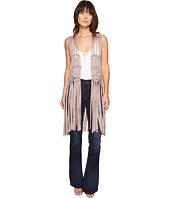 Show Me Your Mumu - Dreamweaver Fringe Vest