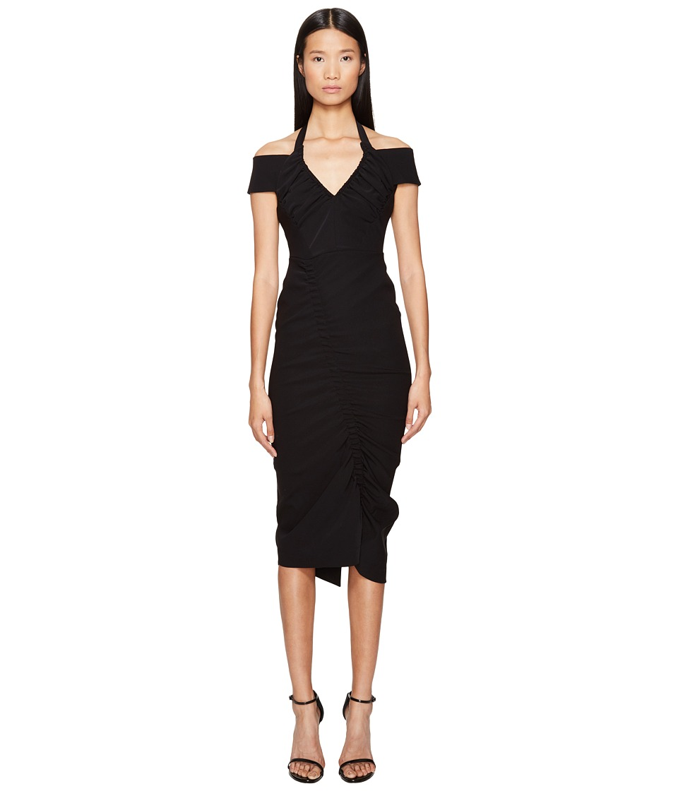 Preen by Thornton Bregazzi - Ruby Dress (Black) Womens Dress