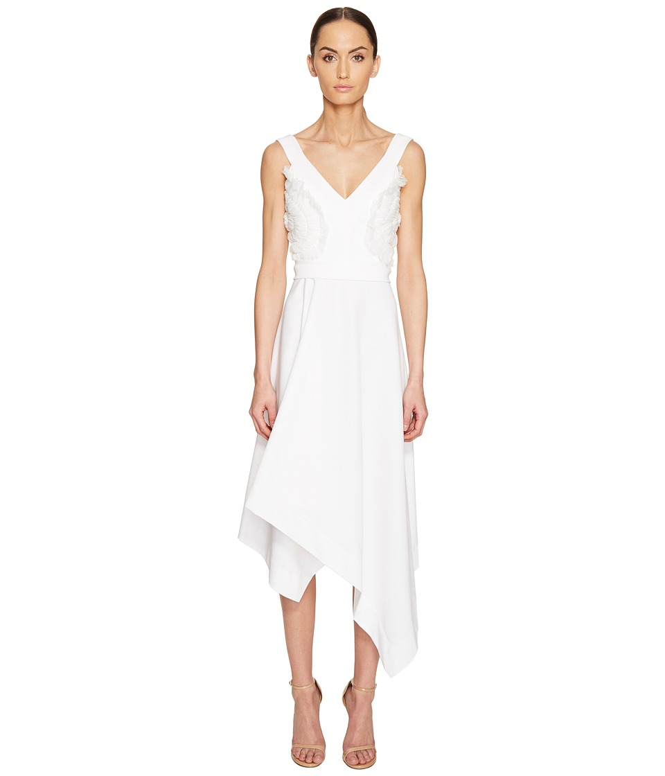 Preen by Thornton Bregazzi - Peggy Dress (White) Womens Dress