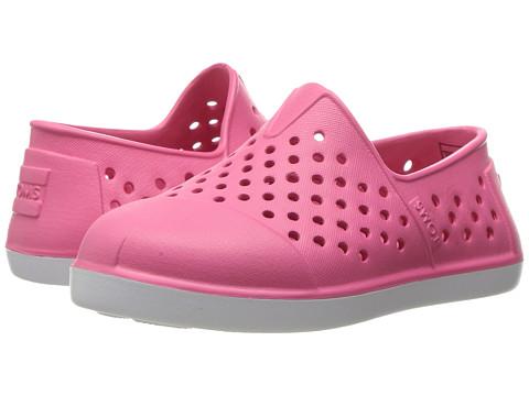 TOMS Kids Romper (Toddler/Little Kid) - Pink