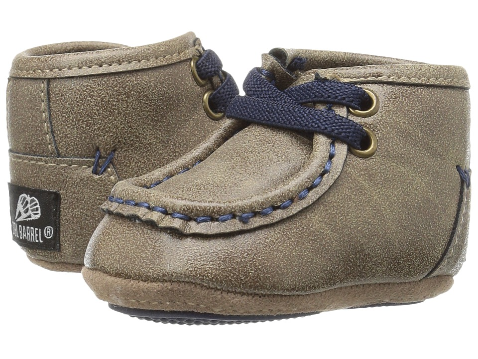 Blazin Roxx Smith (Infant/Toddler) (Brown/Navy) Boys Shoes