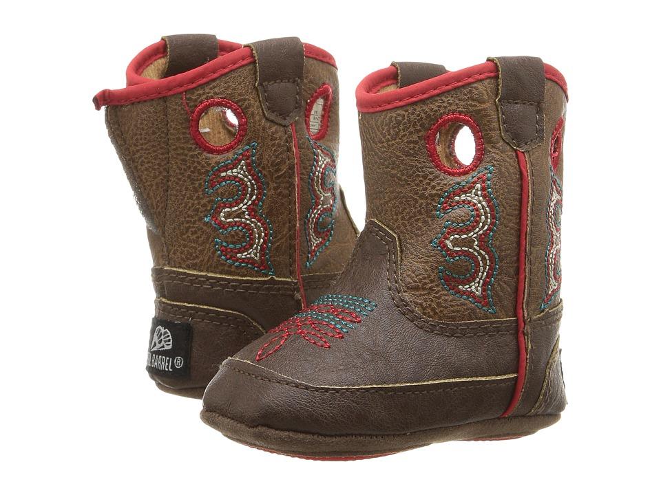 Blazin Roxx Kolter (Infant/Toddler) (Brown) Boys Shoes