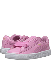 Puma Kids - Basket Heart Patent (Toddler)