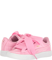 Puma Kids - Basket Heart Patent (Little Kid/Big Kid)