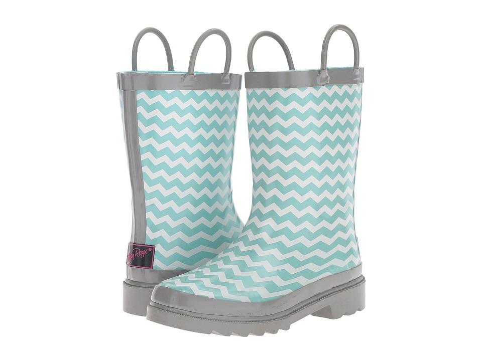 Blazin Roxx Lacy (Toddler/Little Kid/Big Kid) (Blue) Girls Shoes