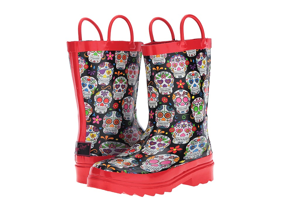 Blazin Roxx Jentri (Toddler/Little Kid/Big Kid) (Orange) Girls Shoes
