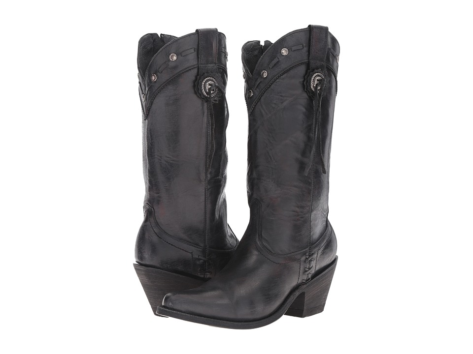 Old Gringo - Xichu (Black) Cowboy Boots