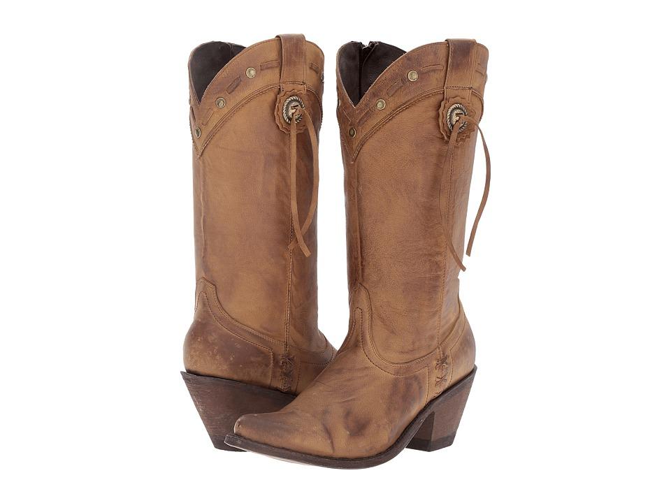 Old Gringo Xichu (Tan) Cowboy Boots