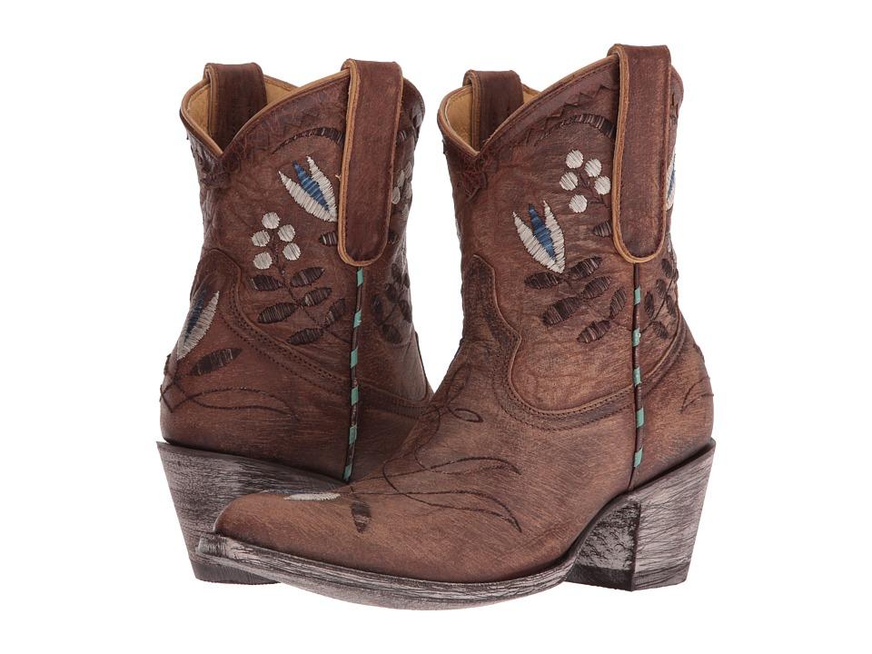 Old Gringo - Amitola (Oryx) Cowboy Boots