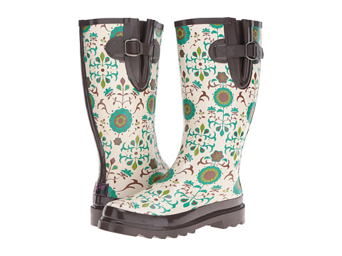 M&F Western Lilian - Ivory/Turquoise/Brown