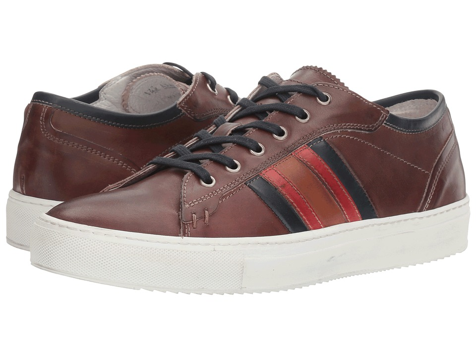 Bacco Bucci - Lindy (Brown Multi) Mens Lace up casual Shoes